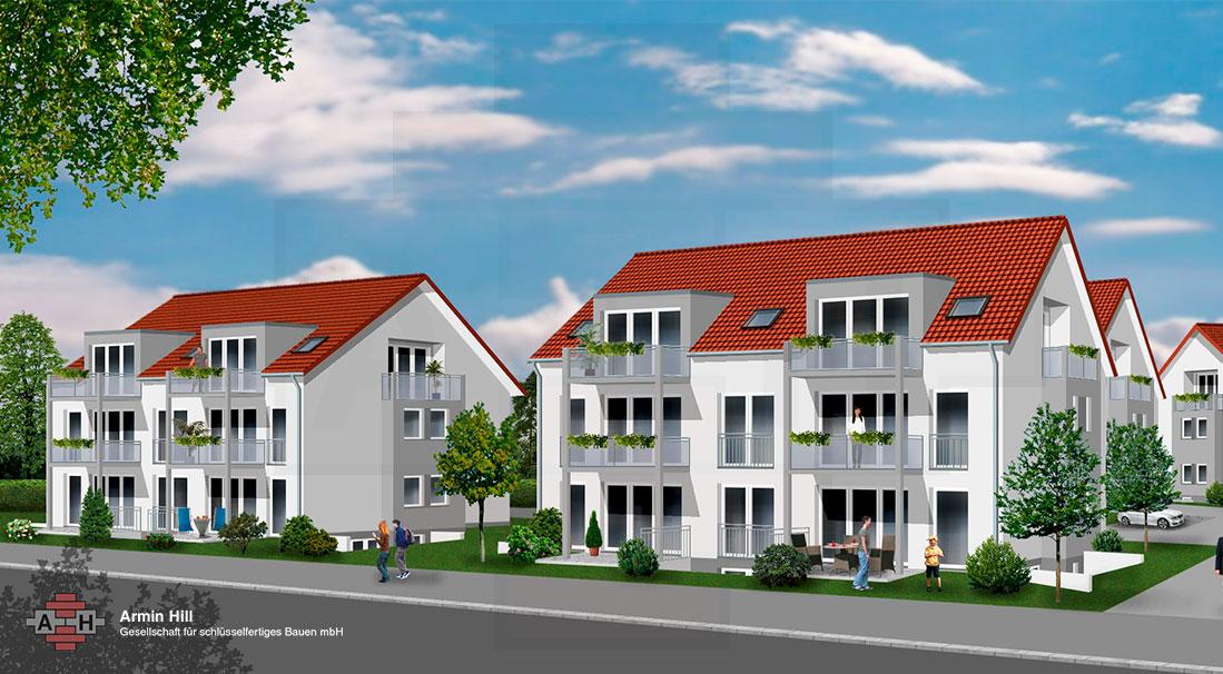 Bauunternehmen Mainz mainz ebersheim mfh schulrat spang str hill bauunternehmen