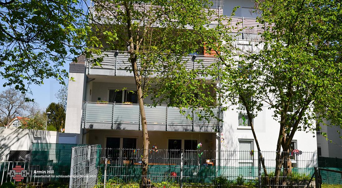 Bauunternehmen Mainz mainz bretzenheim mehrfamilienhaus hill bauunternehmen