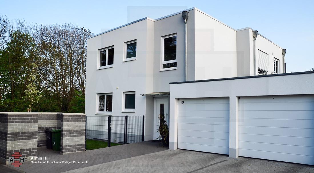Bauunternehmen Mainz mainz weisenau stadtvilla hill bauunternehmen